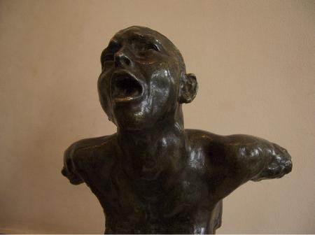 La Douleur (Musée Rodin) par visual07 / flickr.com *